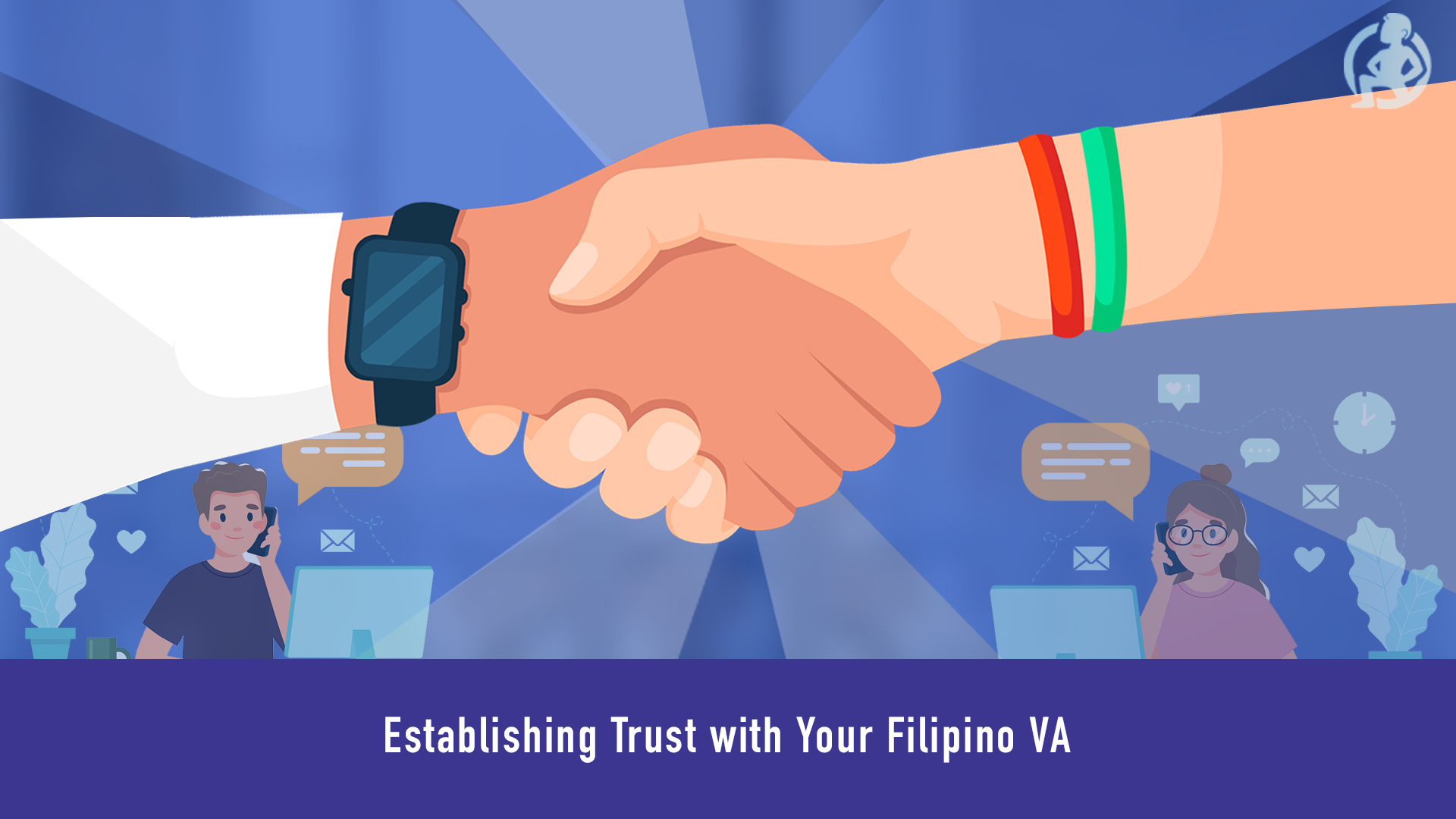 Establishing Trust with Your Filipino VA Featured