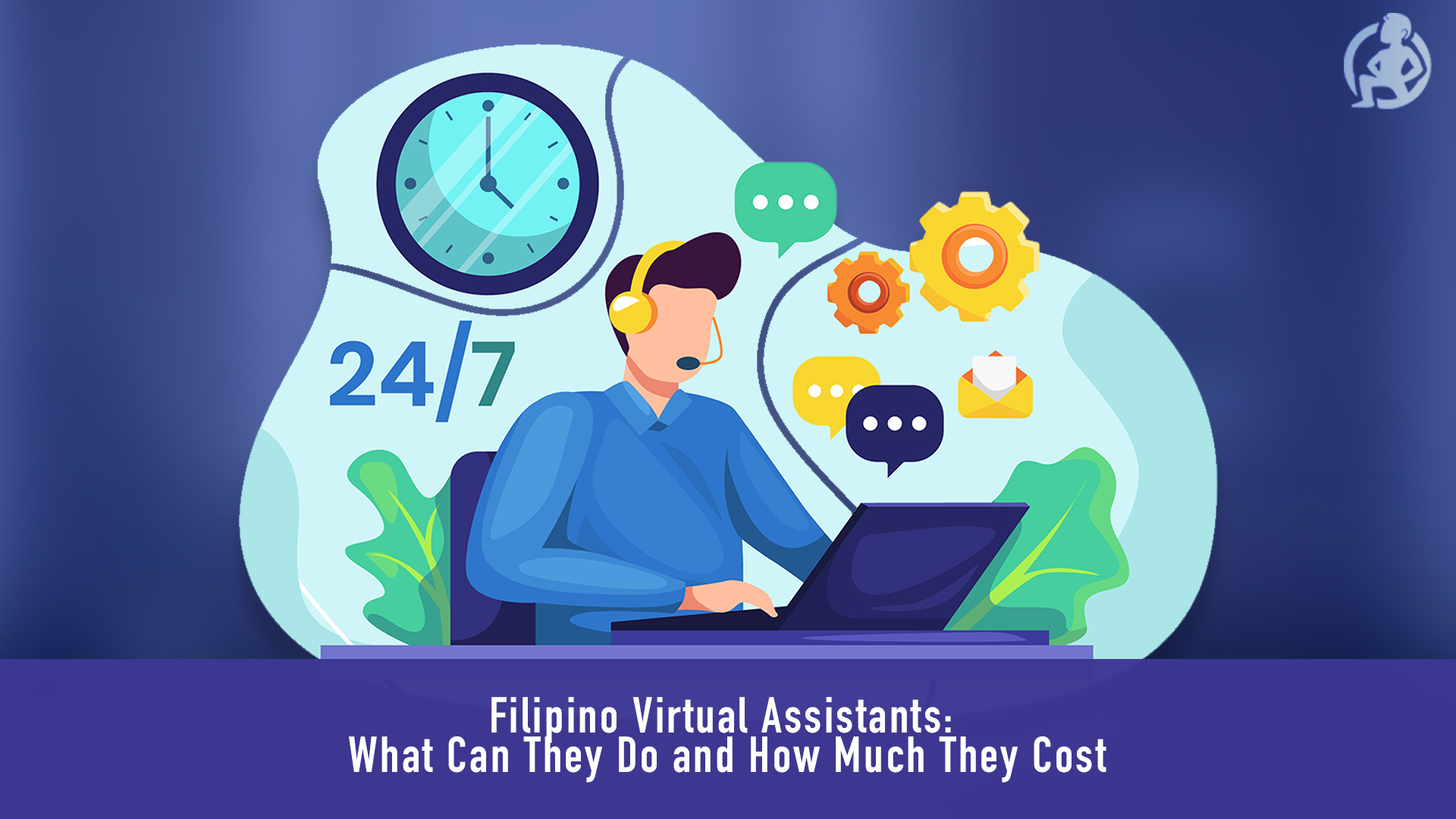 Filipino Virtual Assistants- What Can They Do and How Much They Cost Thumbnail