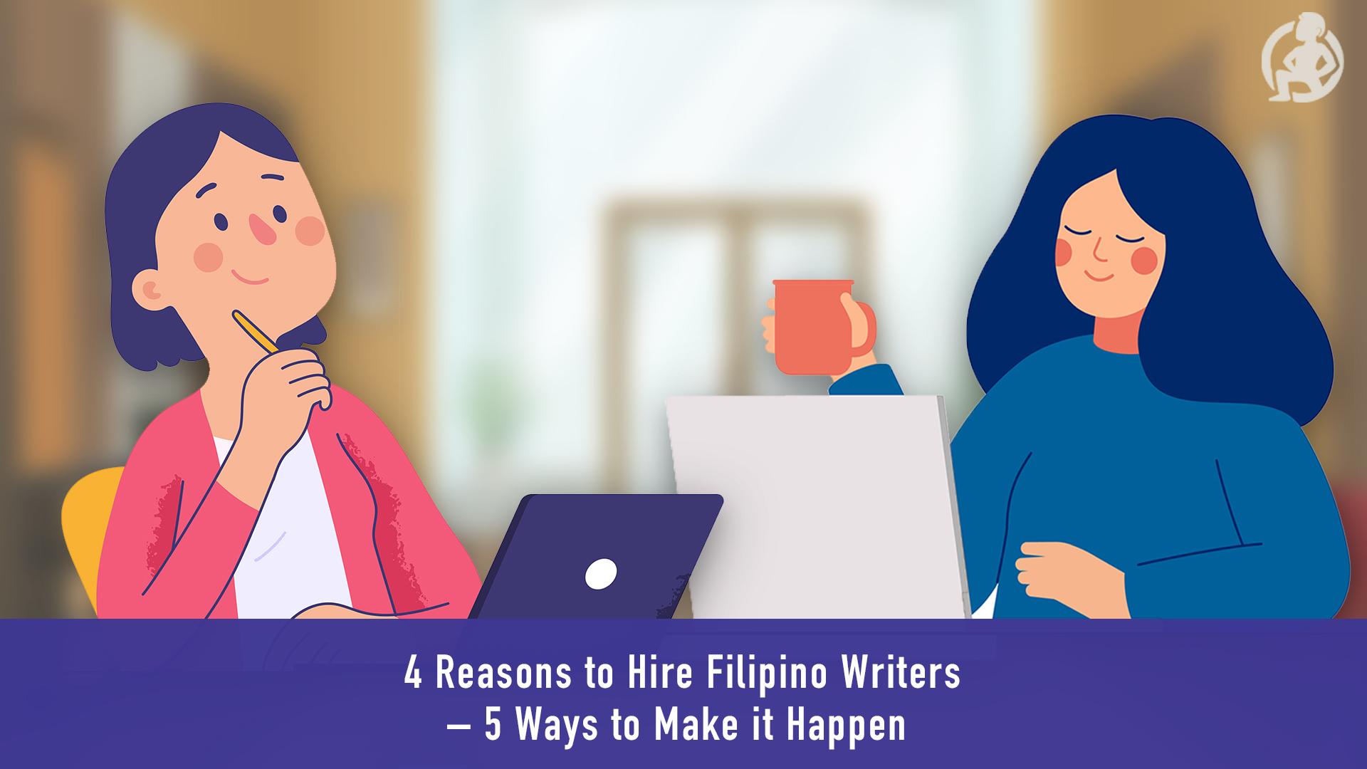 Filpino Writers Feature