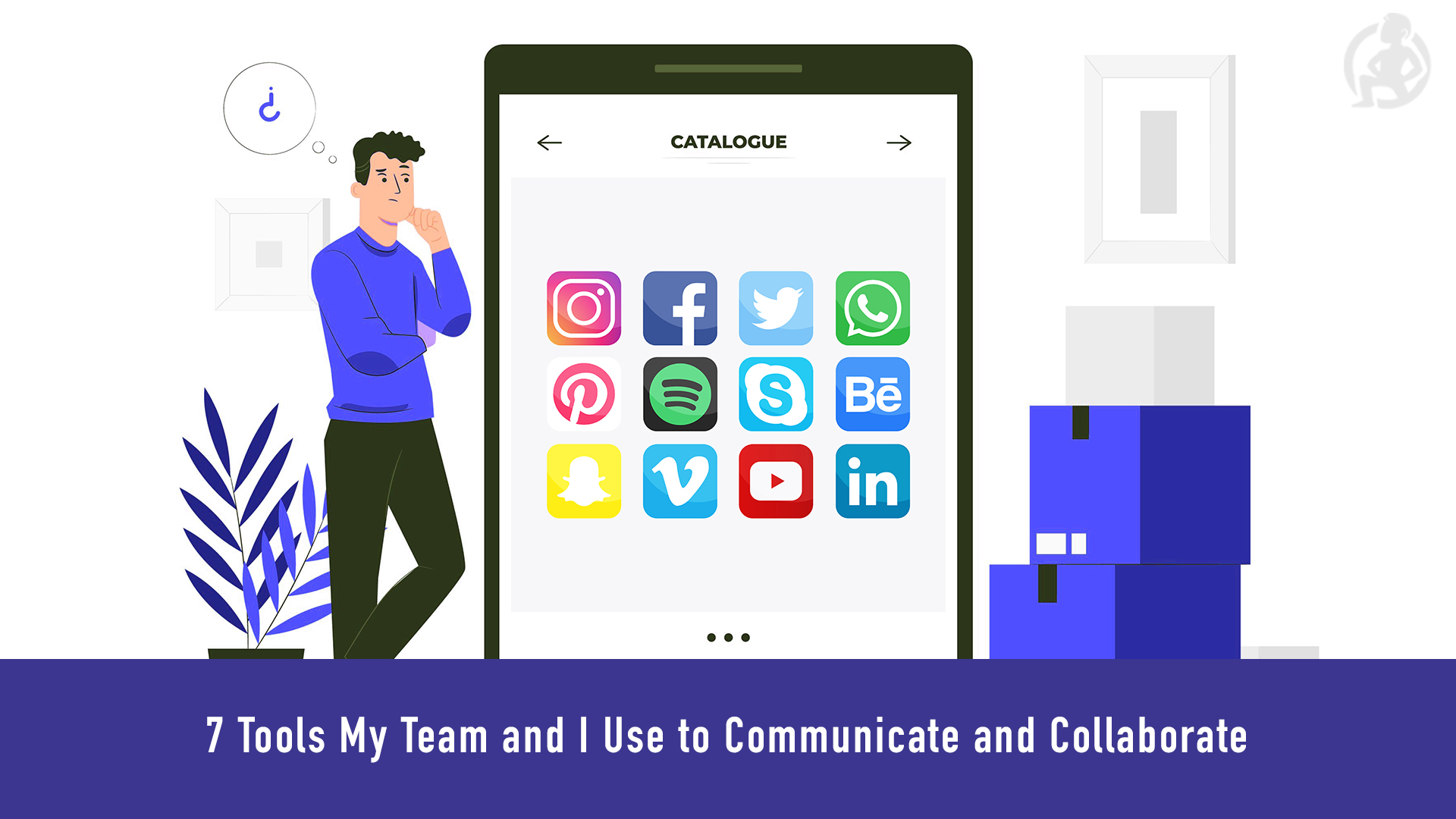 7 Tools My Team and I Use to Communicate and Collaborate