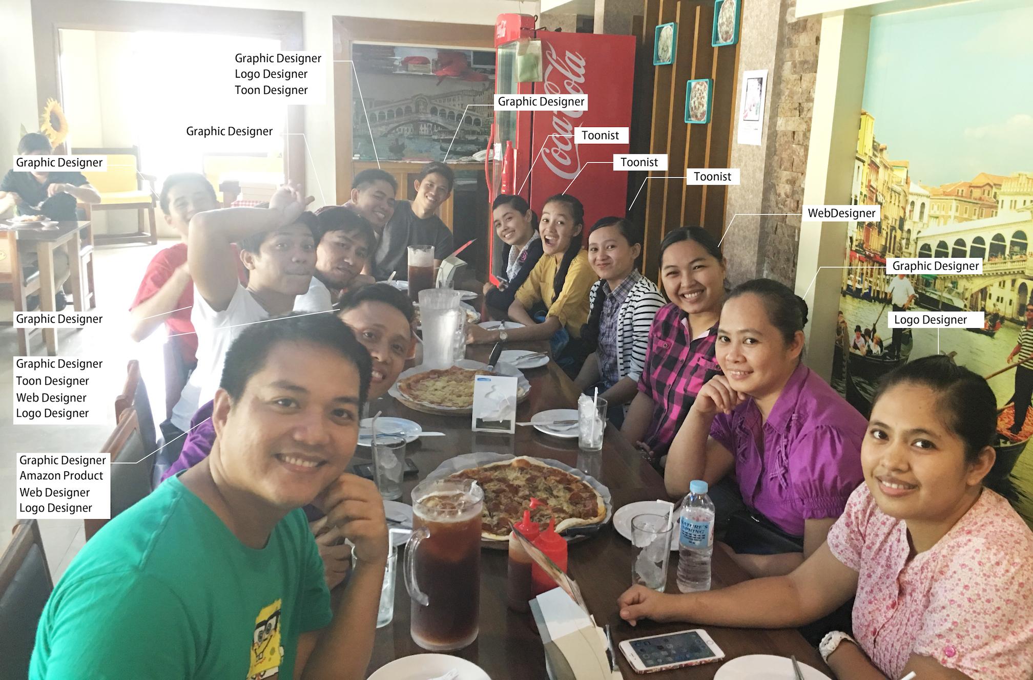 Filipino Virtual Assistants
