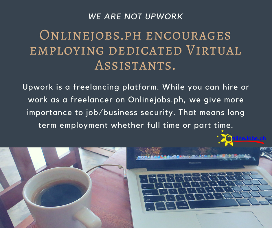 We are not upwork 2 (2)