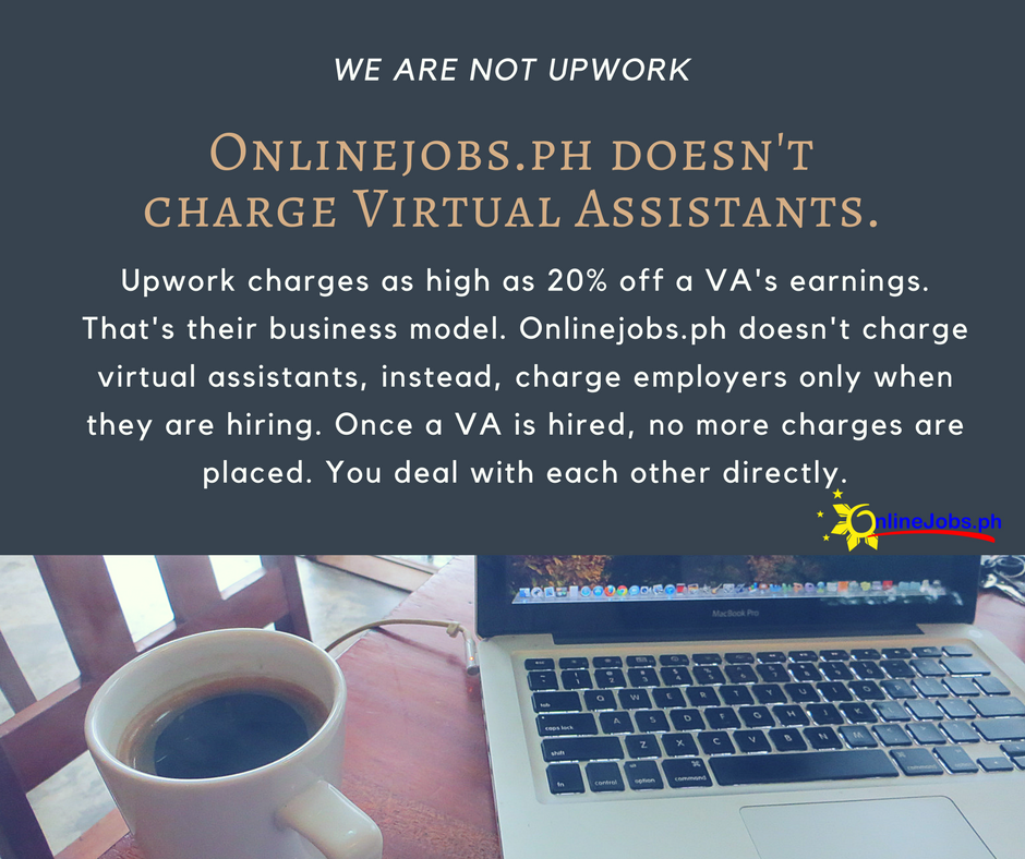 We are not upwork 3