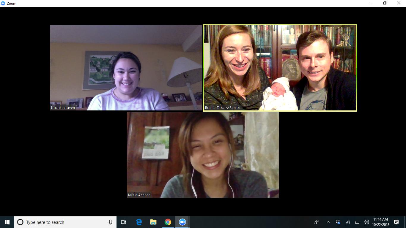 CYB Staff Meeting