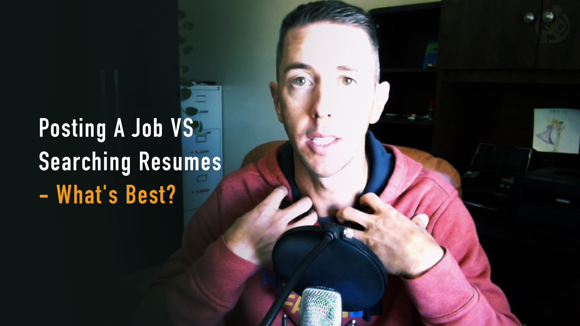 Posting a Job vs Searching Resumes – Practical Advice