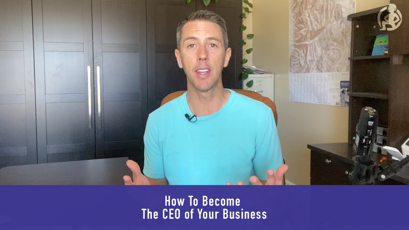 How To Become The CEO of Your Business – Practical Advice