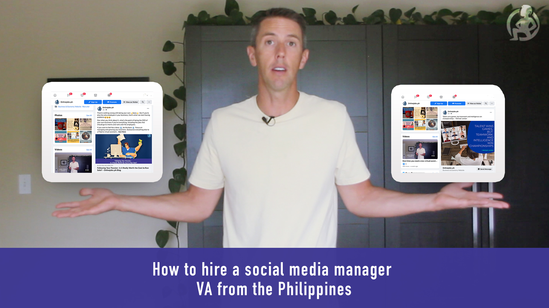 357 How to hire a social media manager VA from the Philippines
