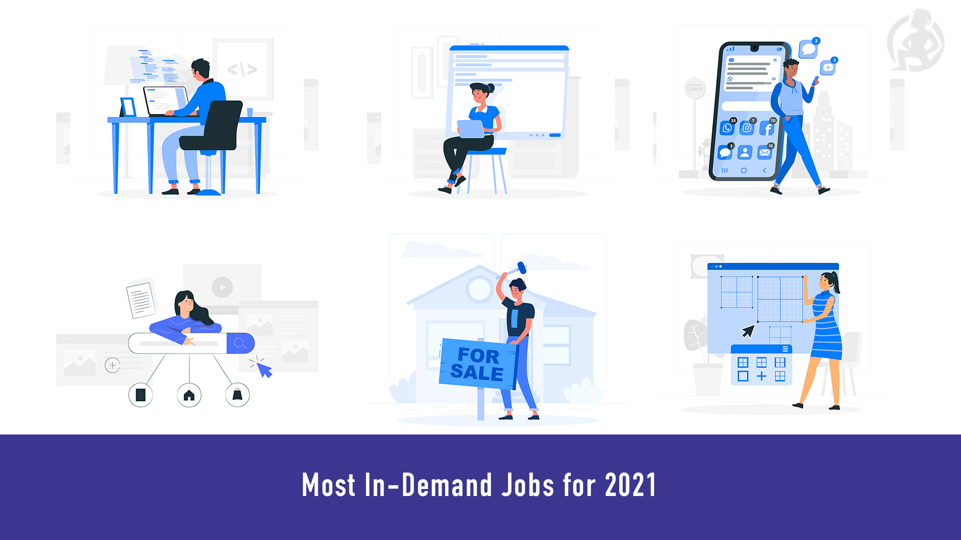 Most In-Demand Jobs for 2021