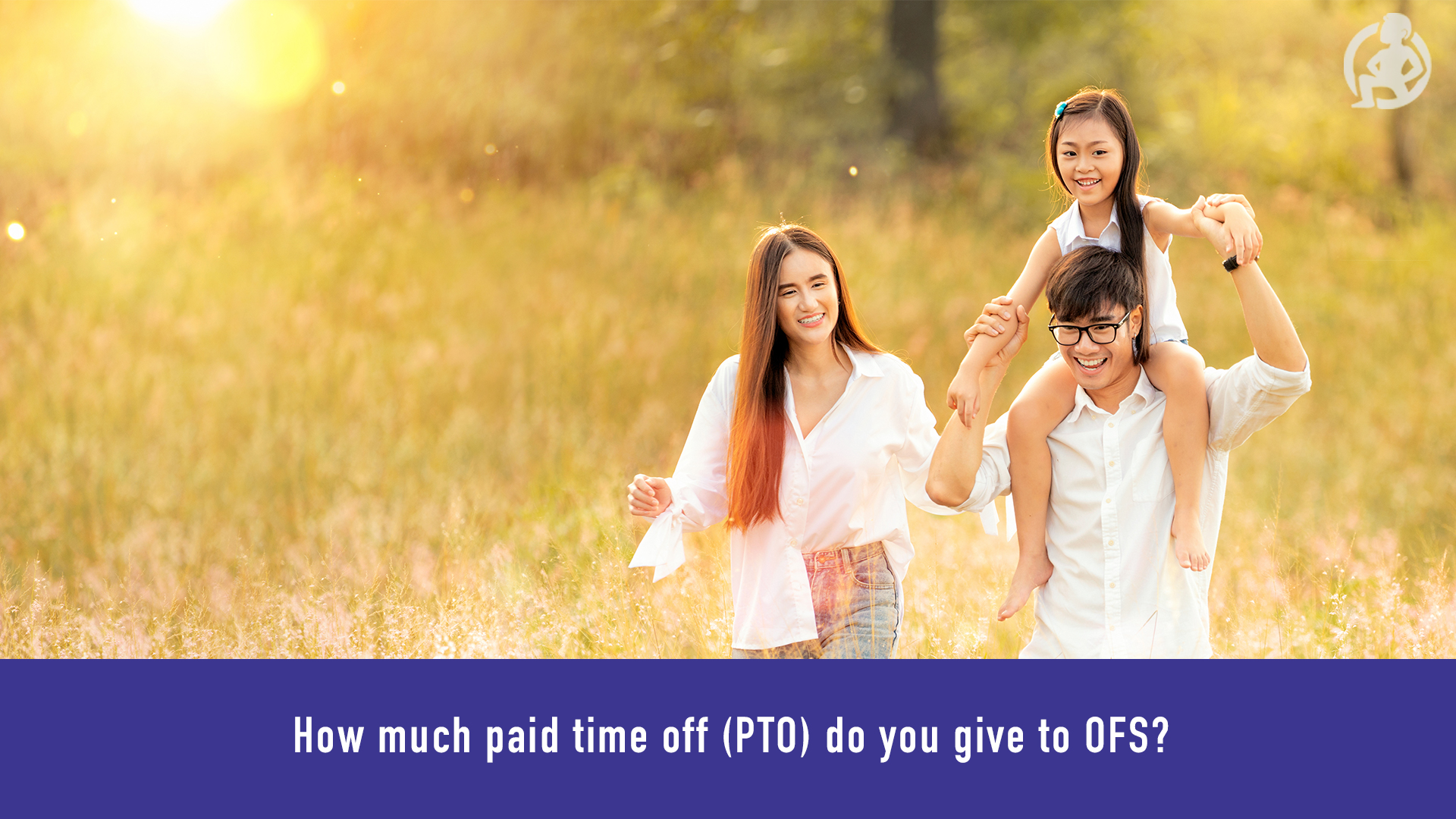 How much paid time off (PTO) do you give to OFS