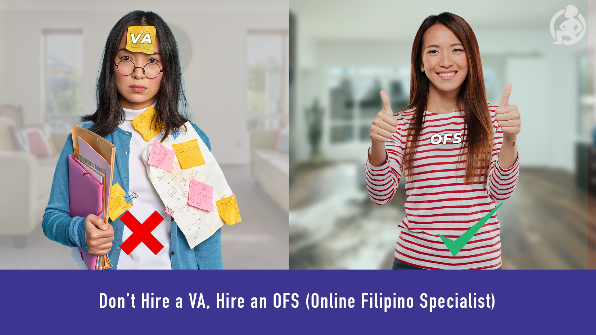 Don't Hire a VA, Hire a OFS (Online Filipino Specialist) Feature