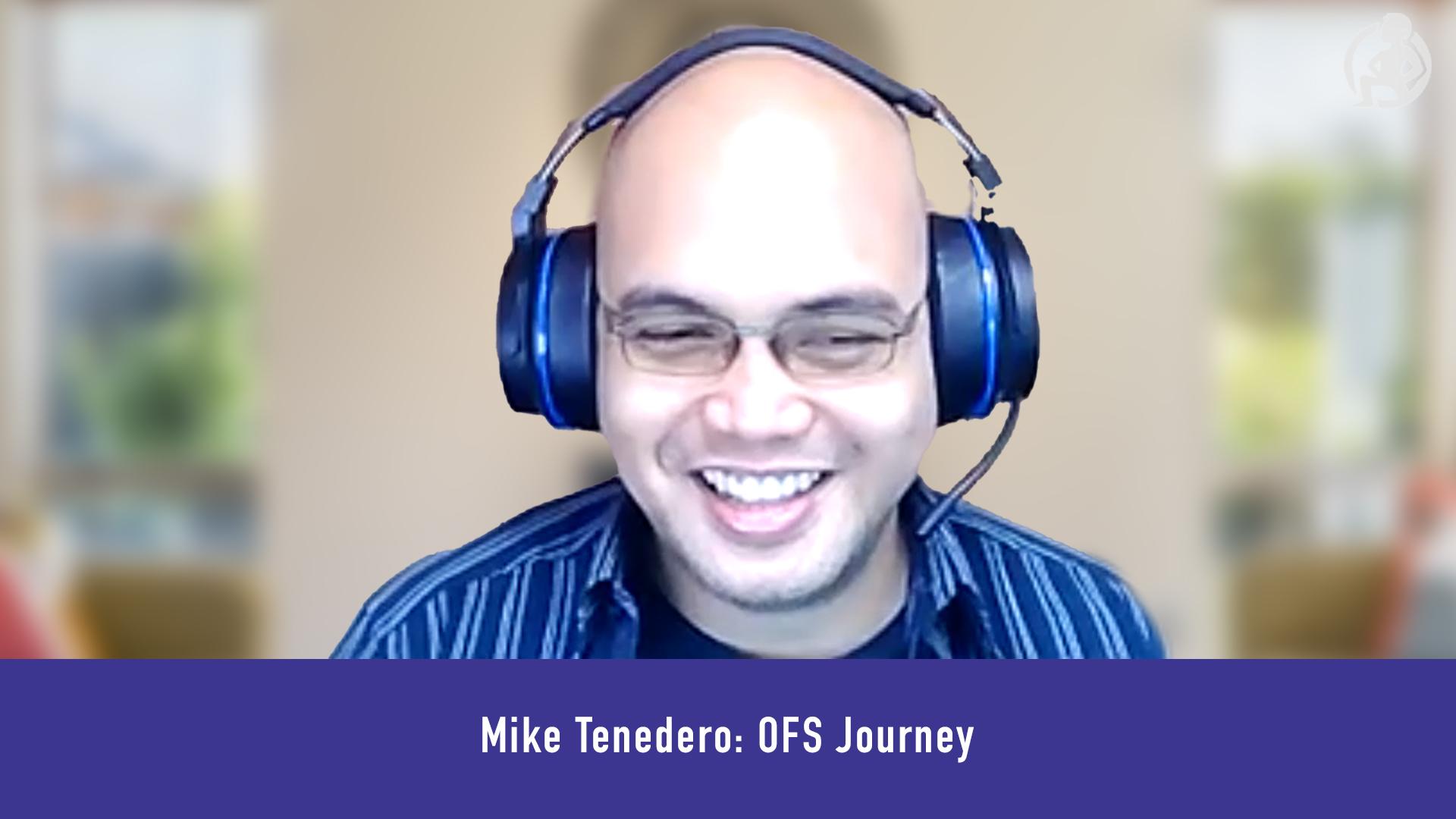 Mike Tenedero Feature