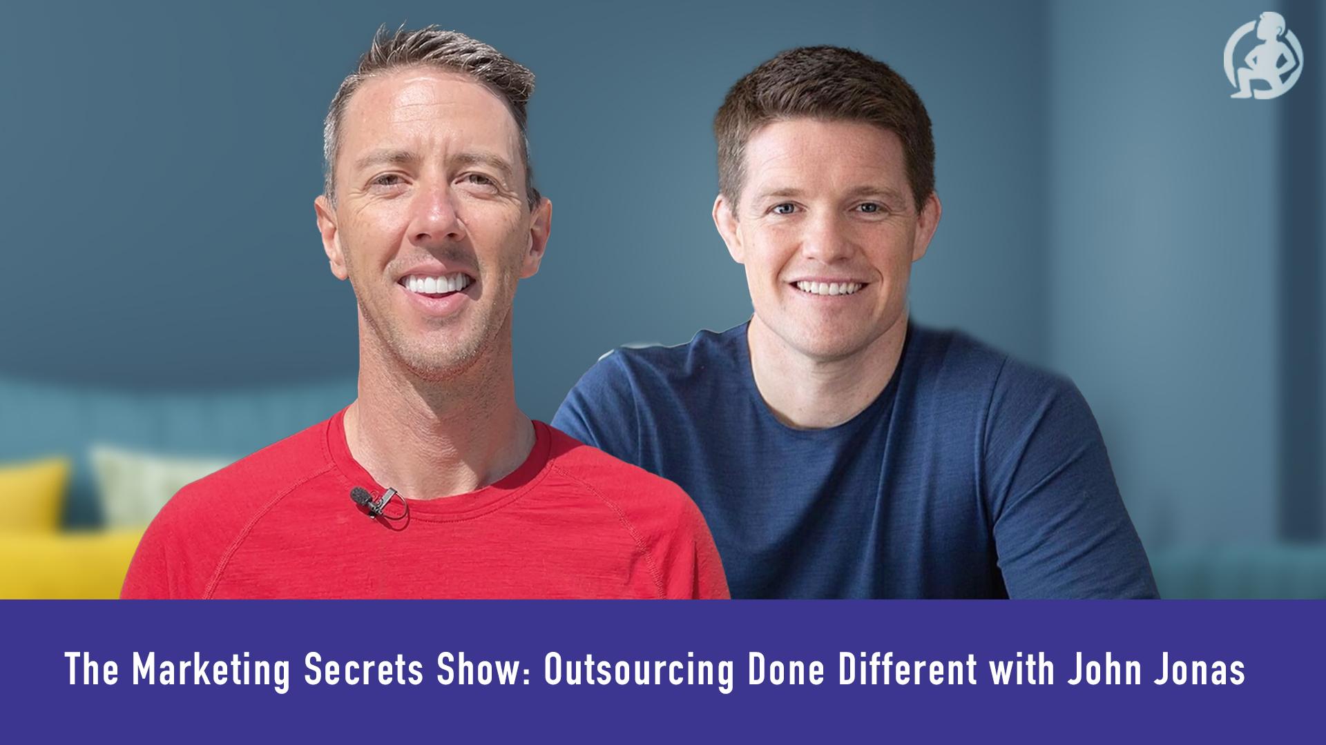 Podcast (The Marketing Secrets Show)